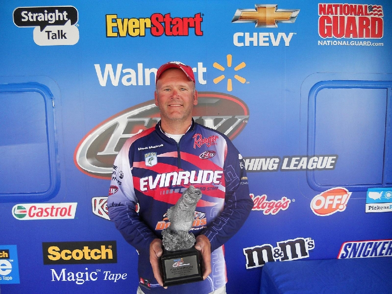 2012 BFL Super Tournament Detroit River Win