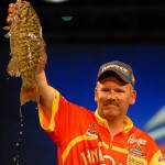 Mark Modrak finishes 3rd in first FLW Tour Major effort