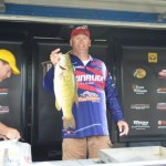 B.A.S.S. Open Lake St. Clair Big Bass of the Tournament