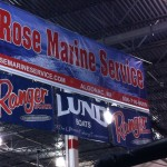 Michigan's Newest Ranger Boat Dealer, Rose Marine Service, Algonac Michigan