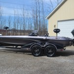 2015 Ranger Z521C powered by the New Evinrude G2 250 H.O.